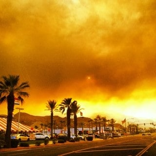 Photo courtesy of Palm Springs resident