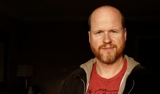 "This May 4, 2012 file photo shows writer and director, Joss Whedon, from the film ""The Avengers,"" posing for a portrait in Beverly Hills, Calif."