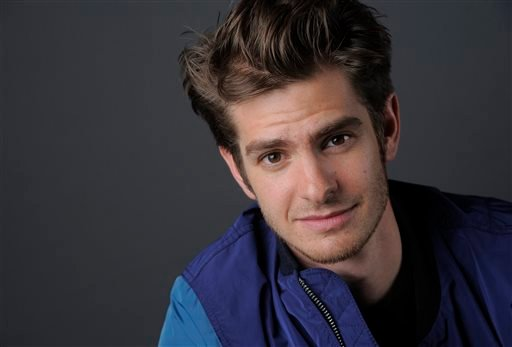 "Andrew Garfield poses for a portrait on Day 3 of Comic-Con International on Friday, July 19, 2103, in San Diego. Garfield stars in ""The Amazing Spider-Man 2."" (Photo by Chris Pizzello/Invision/AP)"