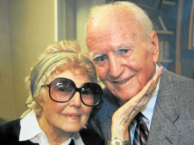 Helen and Les Brown   Photo: Long Beach Press-Telegram