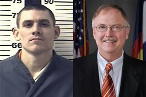 After the March 2013 killings - and a subsequent review ordered up by the governor - the state began requiring parole officers to respond to tamper alerts within two hours. (AP Photo/Colorado Department of Corrections, File)