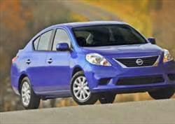 Suspect Vehicle: Nissan Versa, license plate 6WCU986