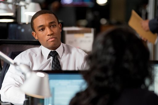 "This publicity photo released by TNT shows Lee Thompson Young as Detective Barry Frost in ""All For One"" episode 407 in the TV series, ""Rizzoli & Isles."""