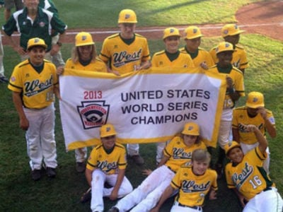 Photo courtesy Eastlake Little League All-Stars Facebook Page