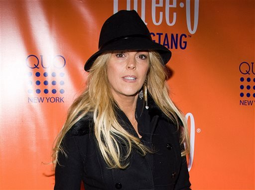 FILE - This Feb. 23, 2010 file photo shows Dina Lohan, mother of actress Lindsay Lohan, in New York. (AP)