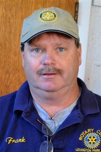 This photo provided by the family of Frank Kohler shows the 50-year-old man from Tall Timbers, Md. Kohler was one of the 12 victims killed in the shooting rampage at the Washington Navy Yard on Monday, Sept. 16, 2013. (AP Photo/Family of Frank Kohler)