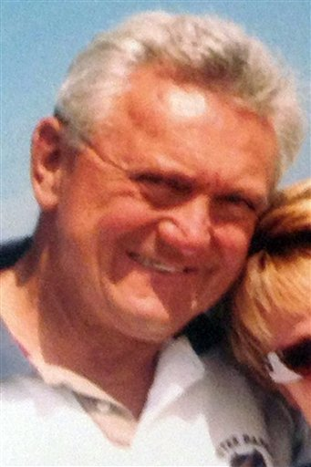 This photo provided by the family of John Roger Johnson, shows the 73-year-old man from Derwood, Md., who was one of the 12 victims killed in the shooting rampage at the Washington Navy Yard on Monday, Sept. 16, 2013. (AP Photo)