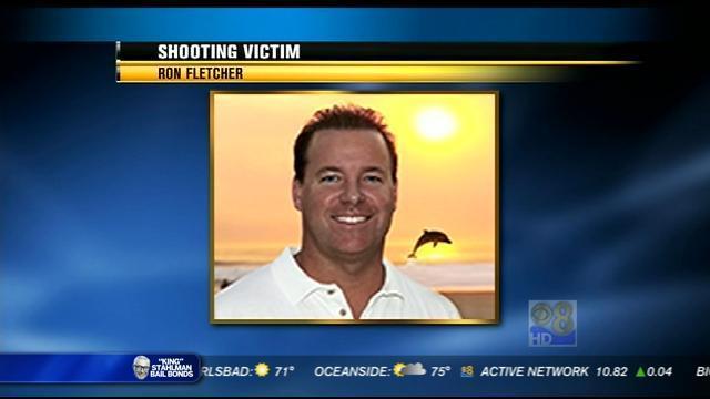 Ron Fletcher, shooting victim