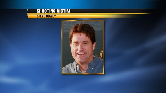 Steve Dowdy, shooting victim