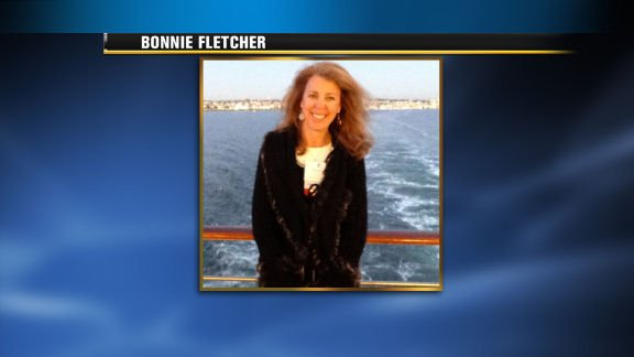 Bonnie Fletcher, estranged wife