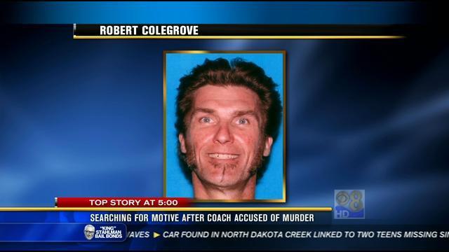 Shooting victim Robert Colegrove.