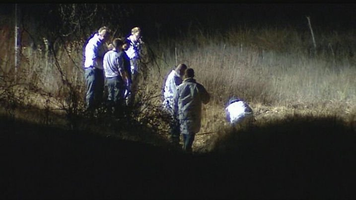 Police examine unidentified remains of woman's body found off Wildcat Canyon Rd.
