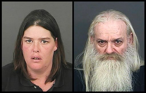 This photo combo of photos provided by the Office of the Denver District Attorney's Office shows Lorinda Bailey, left, and Wayne Sperling. (AP)