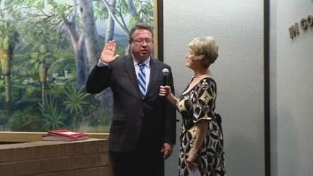 El Cajon council appoints interim Mayor Bill Wells as new mayor on Tuesday.