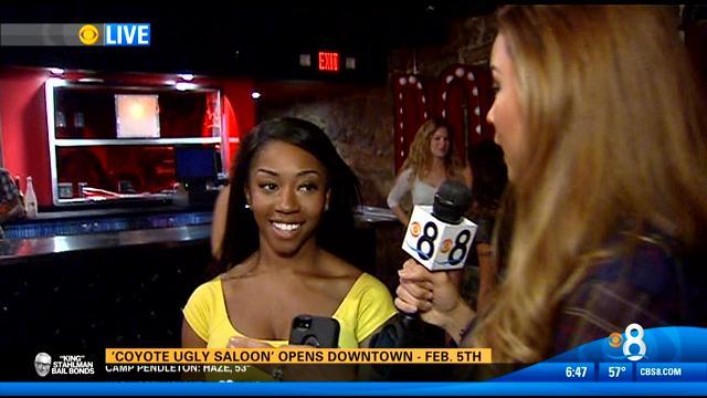 Coyote Ugly Saloon Opens Downtown February 5 Cbs News 8 San Diego Ca News Station Kfmb