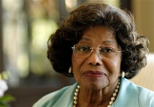 In this April 27, 2011 file photo, Katherine Jackson poses for a portrait in Calabasas, Calif.
