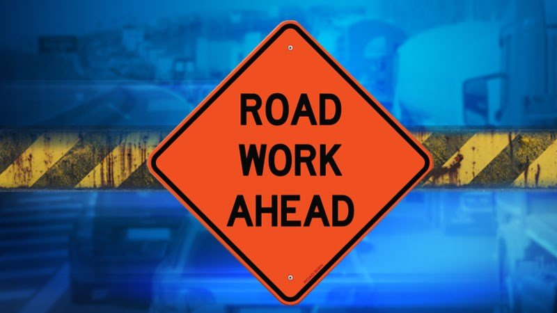 SR-125 at Mission Gorge Road closed Tuesday night