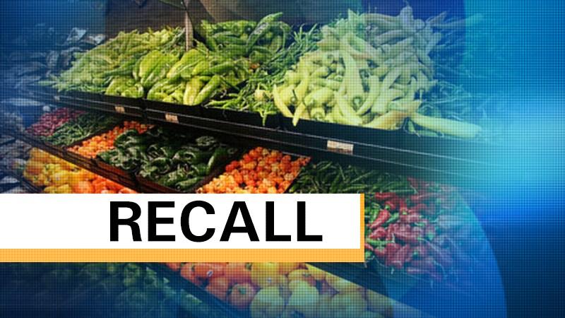 California company recalls vegetables over listeria fears