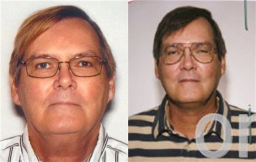 This combination of photos provided by the Federal Bureau of Investigation shows William James Vahey in 2013, left, and 2004. (AP)