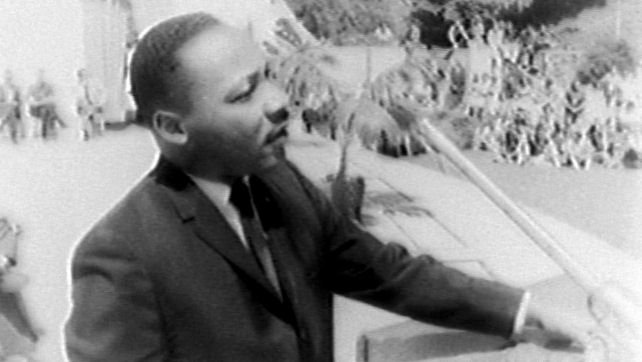 Dr. King's speech at SDSU, May 29, 1964