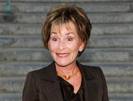 In this April 17, 2012 file photo, Judge Judy Sheindlin attends the Vanity Fair Tribeca Film Festival party at the State Supreme Courthouse in New York. (AP)