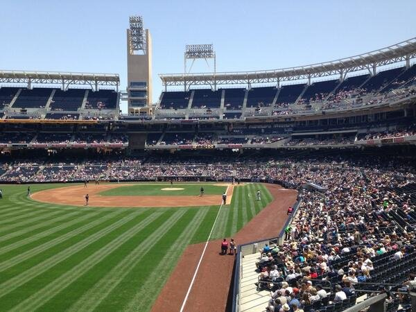 San Diego Padres extend protective netting at Petco Park