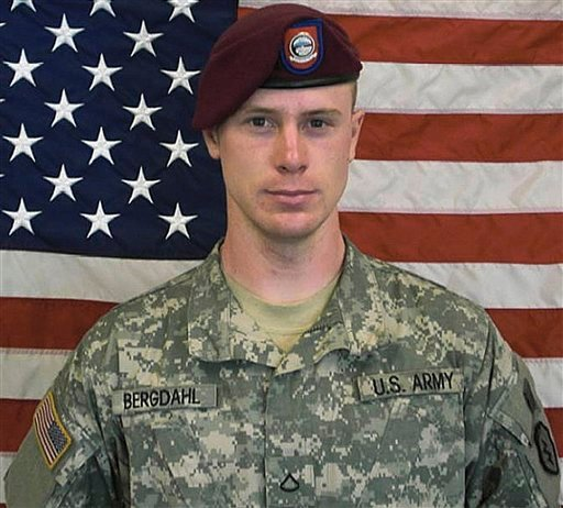 This undated image provided by the U.S. Army shows Sgt. Bowe Bergdahl. U.S. officials say the only American soldier held prisoner in Afghanistan has been freed and is in U.S. custody. (AP Photo/U.S. Army)