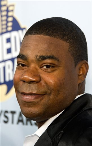 In this Oct. 2, 2010 file photo, Tracy Morgan attends Comedy Central's 'Night Of Too Many Stars: An Overbooked Concert For Autism Education' at the Beacon Theatre in New York.