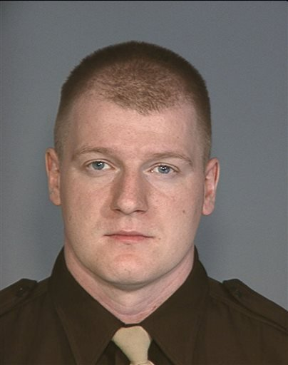 This photo provided by the Las Vegas Metropolitan Police Department shows Officer Igor Soldo.