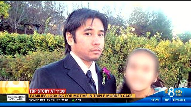 Murder suspect Carlo Mercado