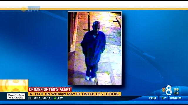 Image of a person of interest in the June 11 assault on 33rd Street.