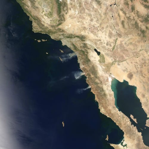 Courtesy: NASA 2014 wildfires
