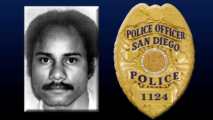 SDPD Officer Archie Buggs