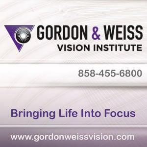Gordon & Weiss Vision Institute sponsorship