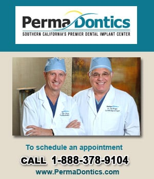 PermaDontics Center – Dental Implants sponsorship