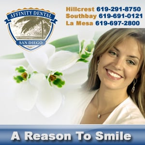 Affinity Dental sponsorship