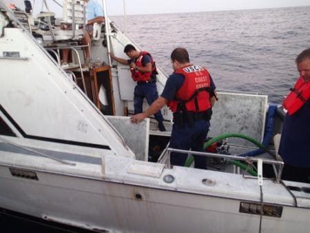 photos courtesy US Coast Guard