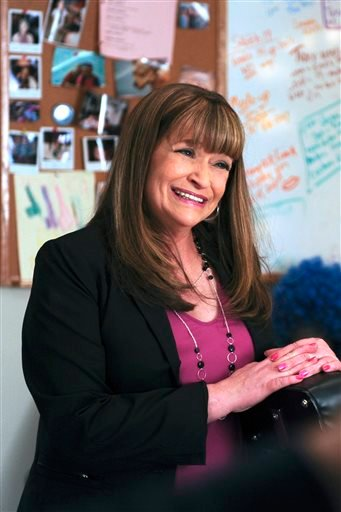 "This photo provided by NBC Universal shows Jan Hooks as Verna in season 4 of the television series, ""30 Rock."" Hooks, the former ""Saturday Night Live"" cast member has died."