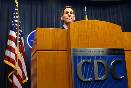 Centers for Disease Control (CDC) Director Tom Frieden provides an update on the latest developments involving the deadly Ebola virus and its infection of a Texas health care professional. (AP)