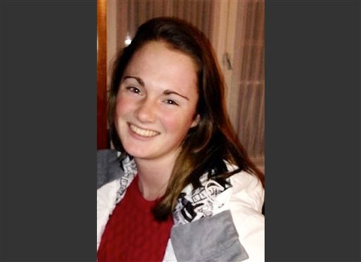 Missing University of Virginia student Hannah Elizabeth Graham is seen in an undated photo provided by the Charlottesville, Va., Police Department.