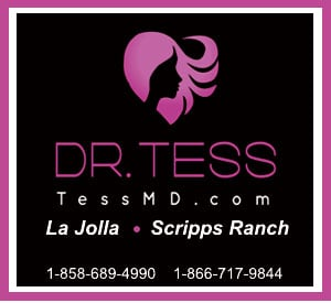 Dr. Tess - Scripps Ranch Dermatology & Cosmetic Center - Sponsorship Header