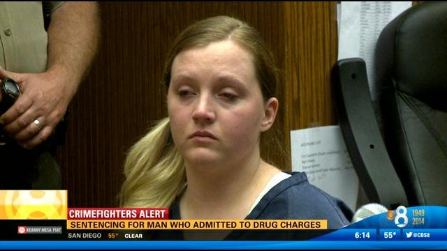Tassie Behrens is seen in this video screen image.