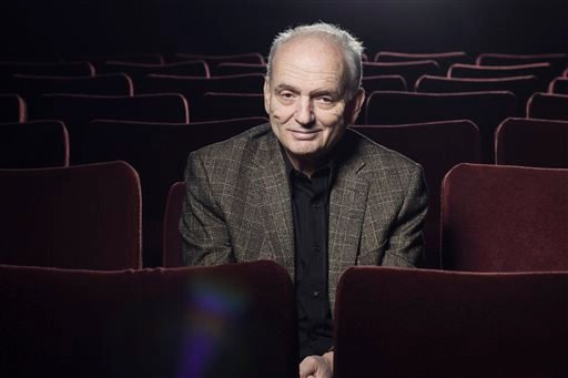 "In this Dec. 3, 2012 file photo, writer, director and producer David Chase poses in New York. Chase was the showrunner for HBO's ""The Sopranos,"" a series that is being released on Blue-ray for the first time. (Photo by Victoria Will/Invision/AP, File)"