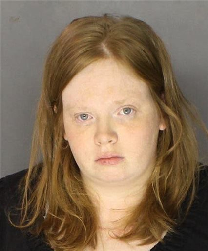 This undated photo provided by the Chester County District Attorney's Office, in Pennsylvania, shows Jillian Tait.