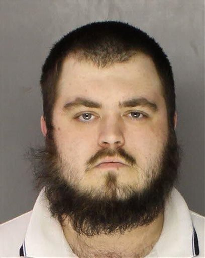 This undated photo provided by the Chester County District Attorney's Office, in Pennsylvania, shows Gary Lee Fellenbaum.