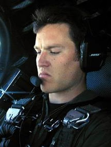 In this undated photo released Saturday, Nov. 1, 2014, by Scaled Composites, shows Michael Alsbury, who was killed while co-piloting the test flight of Virgin Galactic SpaceShipTwo on Friday, Oct. 31, 2014.