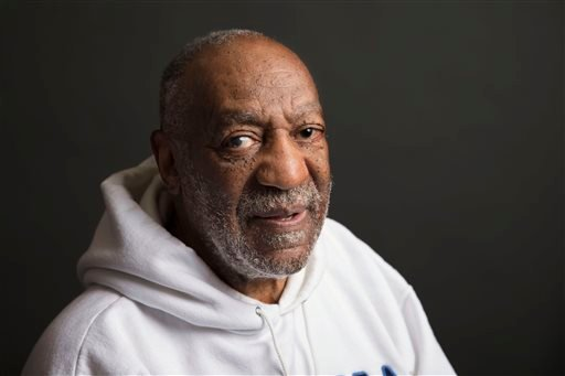 Nov. 18, 2013 file photo, actor-comedian Bill Cosby poses for a portrait in New York. NBC announced Nov. 19, that it has canceled plans for a family comedy starring Bill Cosby. (Photo by Victoria Will/Invision/AP, File)