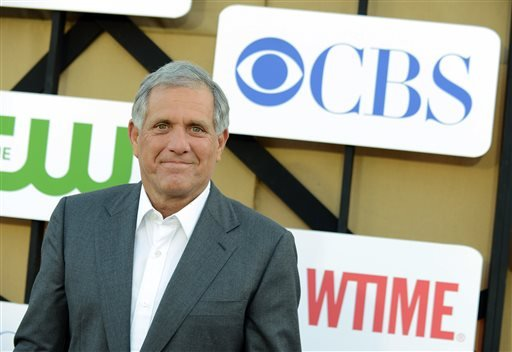 FILE - In this July 29, 2013 file photo, Les Moonves arrives at the CBS, CW and Showtime TCA party at The Beverly Hilton in Beverly Hills, Calif. (AP)