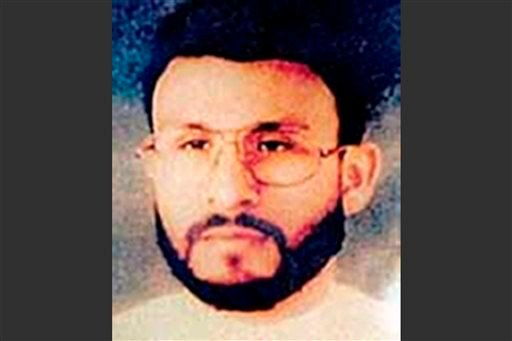 This photo provided by U.S. Central Command, shows Abu Zubaydah, date and location unknown. When the CIA sought permission to use harsh interrogations methods on a captured al-Qaida operative, the response from Bush administration lawyers was encouraging,
