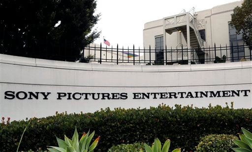 This Dec. 2, 2014 file photo shows Sony Pictures Entertainment headquarters in Culver City, Calif.
